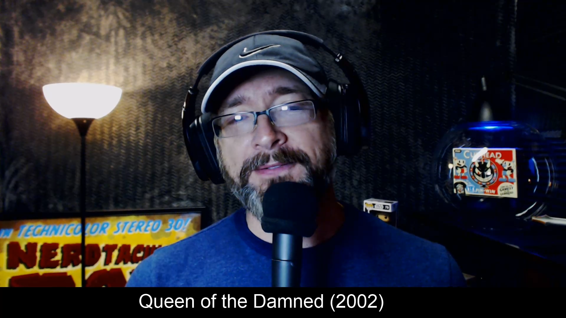 Queen Of The Damned 2002 Filmsack Show Notes Brian Dunaway